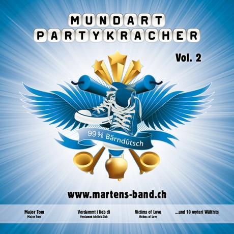 MUNDART PARTYKRACHER Vol. 2