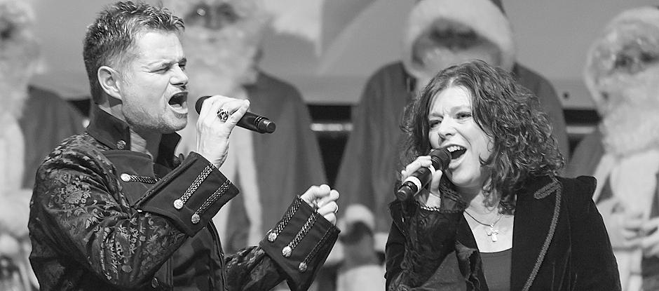Weihnachts-Show famigros 2014